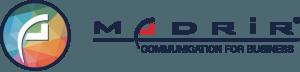 Logo madrir noir
